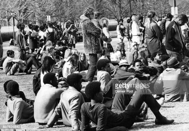 East High School - 1960-1969 Credit: Denver Post