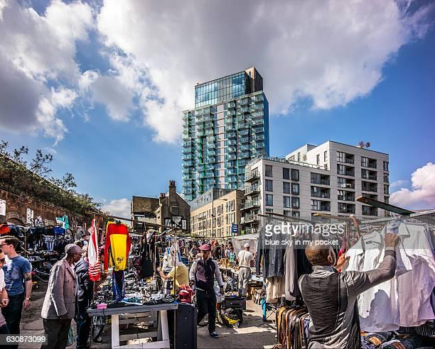 East London Flea Markets