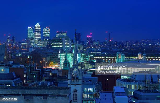 East London - From Monument