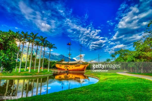 east park, caracas ,venezuela - paisajes de venezuela fotografías e imágenes de stock