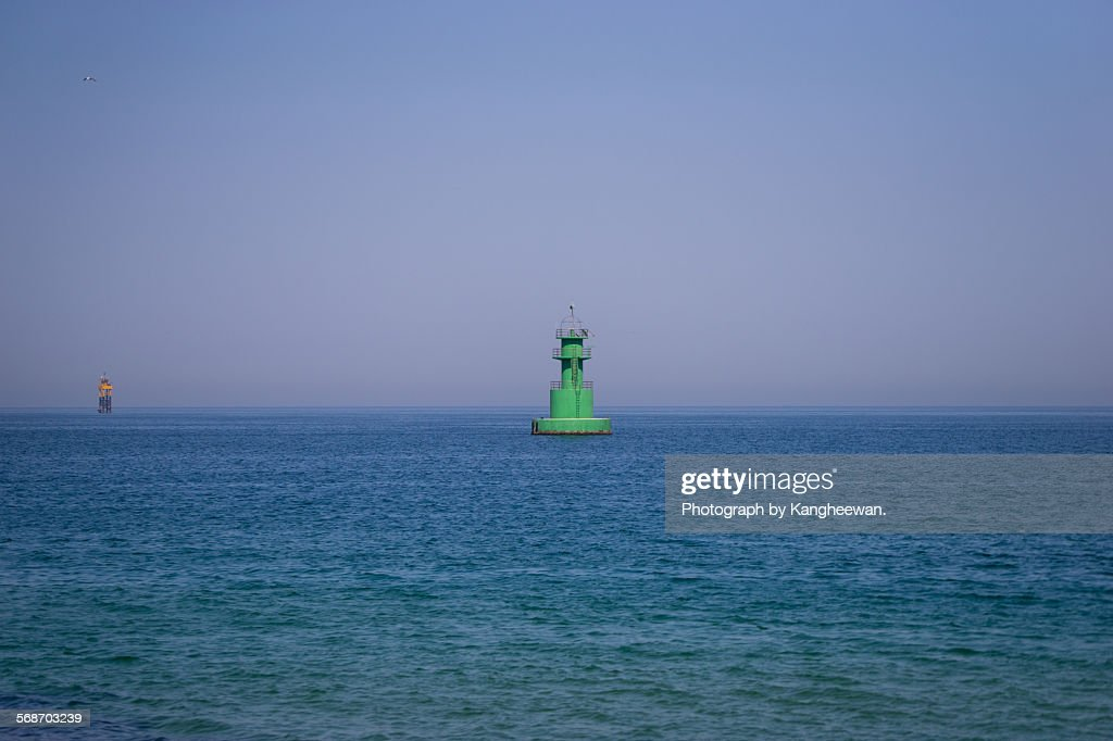 East sea of Korea : Stock Photo