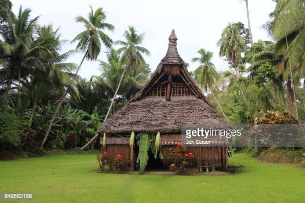 East Sepik River Village Life in Papua New Guinea