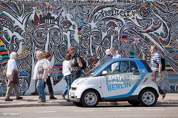 east side gallery - east stock pictures, royalty-free photos & images