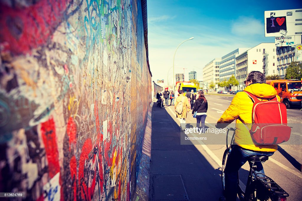 East Side Gallery : Stock Photo