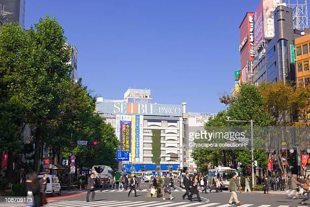 East Side of Ikebukuro Station