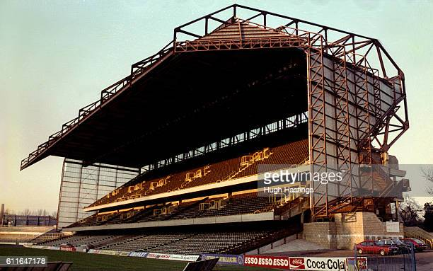 East Stand at Chelsea's Stamford Bridge