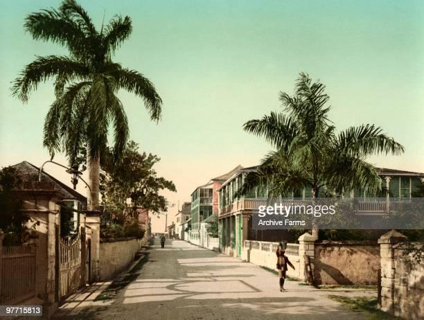 East Street Nassau Bahamas
