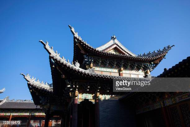 East yamadera of Dapeng Town in Shenzhen City,Guangdong Province,China