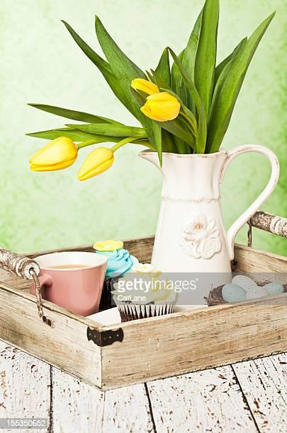 復活祭のアフタヌーンティー