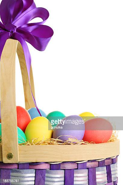 Easter Basket with Bow