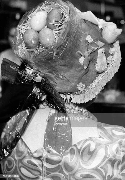Easter Bonnet 10th April 1971