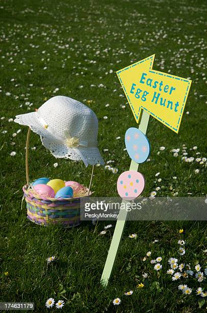 Easter Bonnet and Basket