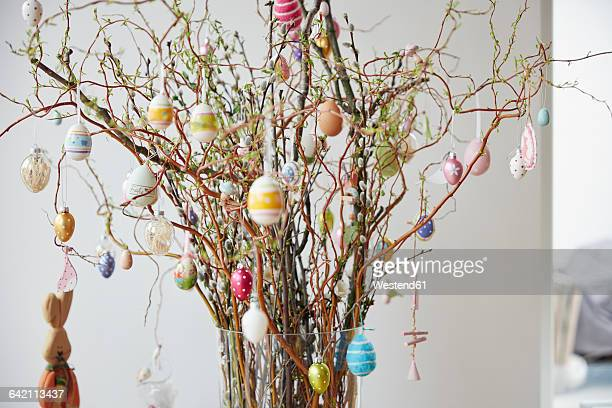 easter bouquet - easter stock pictures, royalty-free photos & images