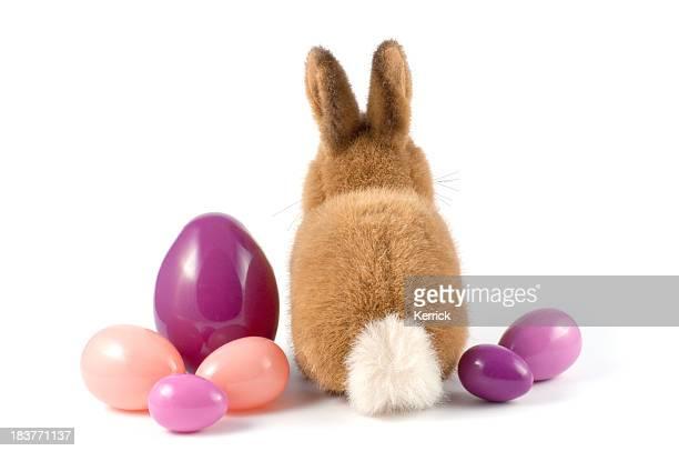 Osterhas'und Eiern