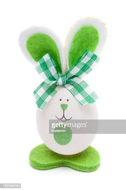 Easter bunny Isoliert