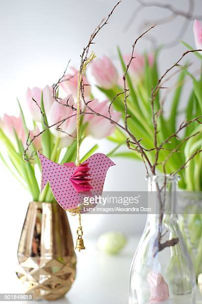 Easter Decoration, Munich, Germany, Europe