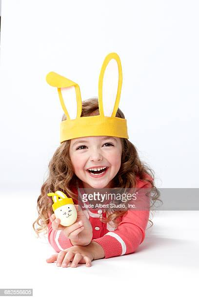 easter egg girl