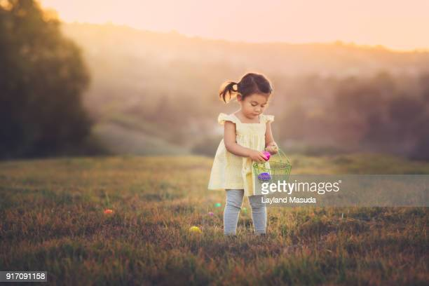 Easter Egg Hunt - Toddler Girl