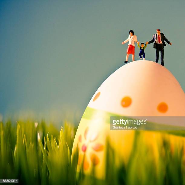easter egg - human representation stock pictures, royalty-free photos & images
