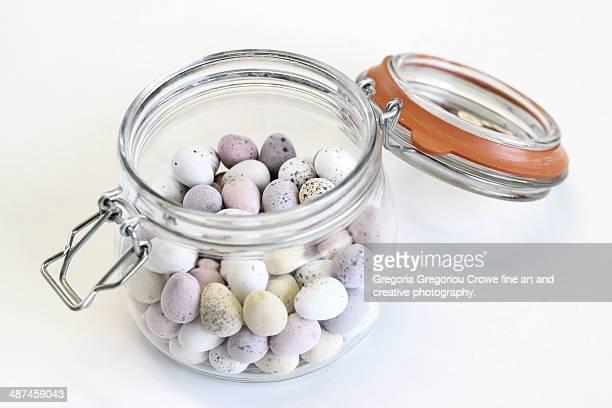 easter eggs - gregoria gregoriou crowe fine art and creative photography. stock-fotos und bilder