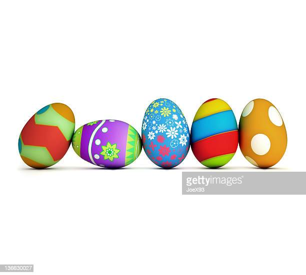 Oeufs de Pâques en format XXL