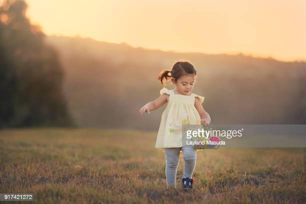 Easter Fun - Little Girl