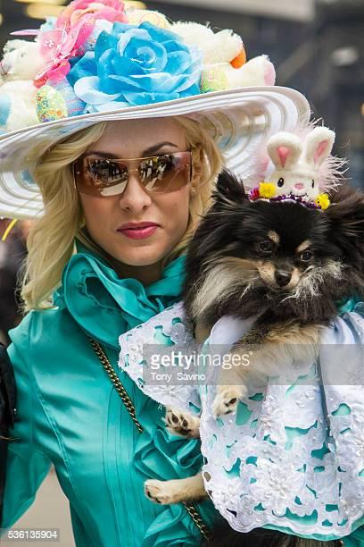 Easter Parade New York City Annual Easter Parade on 5th Ave NYC Photo Tony Savino