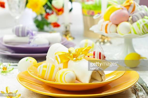 Ostern Gedeck