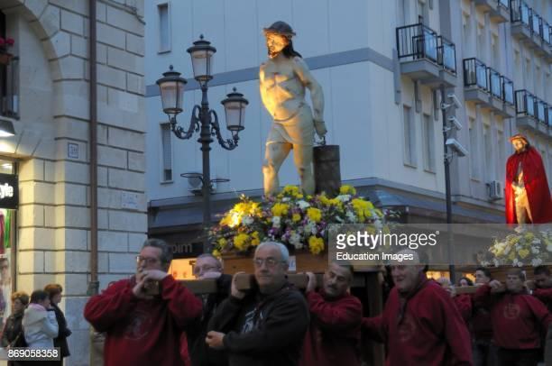 Easter Procession Reggio Calabria Italy