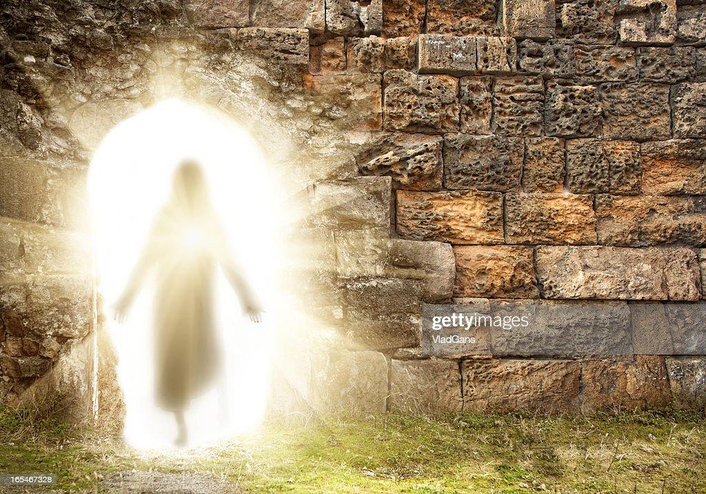 Easter. Resurrection : Stock Photo