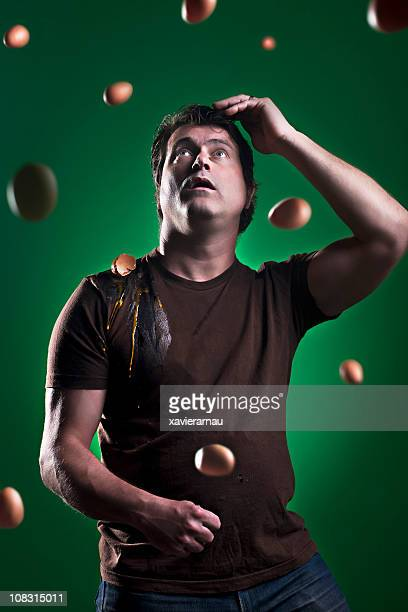 easter troubles - dirty easter stock pictures, royalty-free photos & images