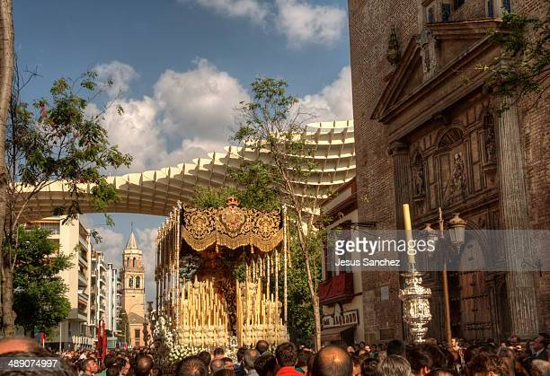 CONTENT] Easter Week in Seville Andalusia Spain
