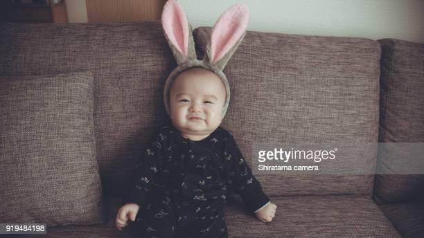 Easterbunny baby