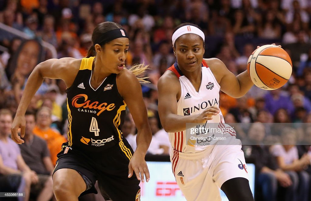 WNBA All-Star Game 2014 : News Photo