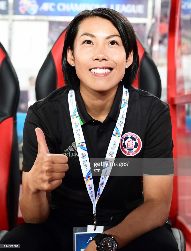 Chan Yuen Ting, Eastern Sports Club Coach - At the age of 27, head coach Chan Yuen Ting made history by winning the Hong Kong Premier league with Eastern, the first female head coach to do so. She resigned from the post in 2017 and became assistant coach.