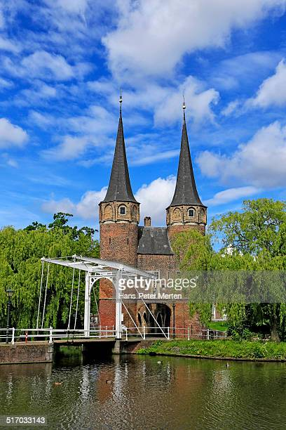 Eastern Gate, Delft, Netherlands