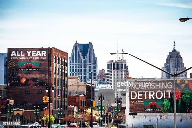Eastern Market, Detroit.