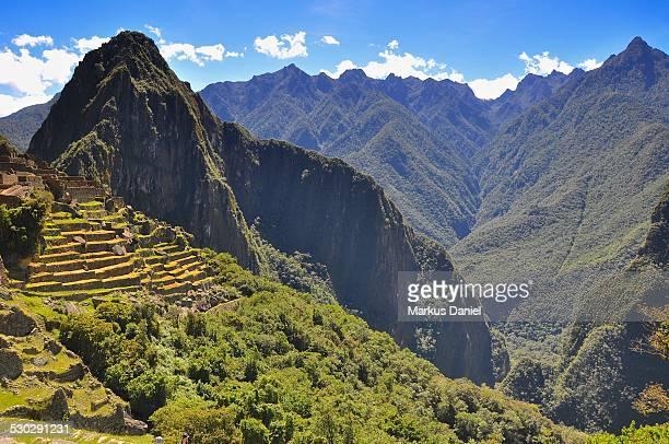 Eastern Part of Machu Picchu