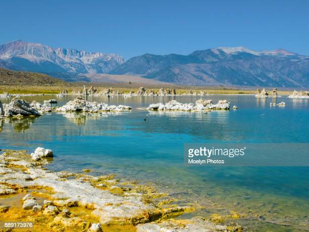 Eastern Sierras and Mono Lake