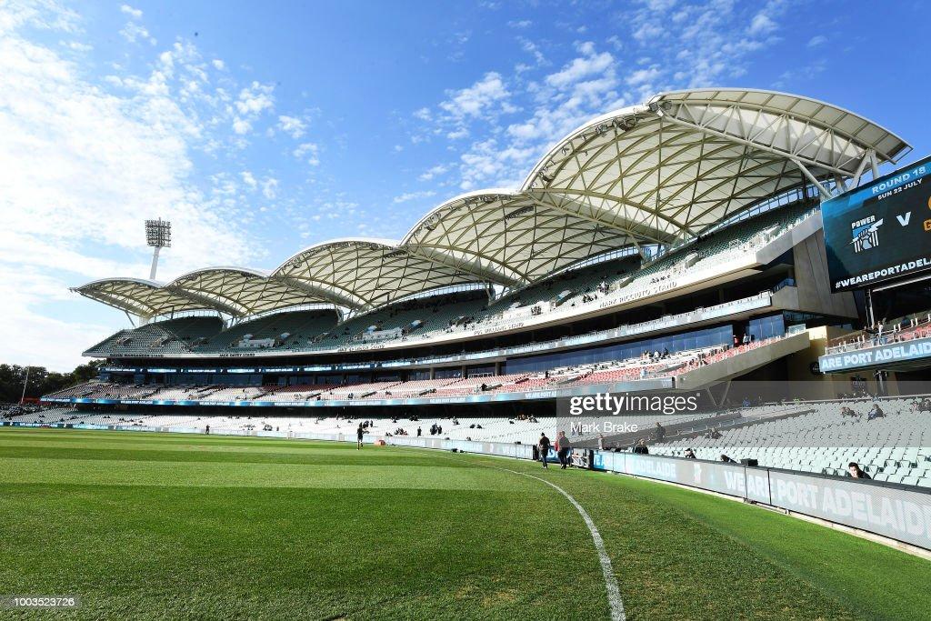 AFL Rd 18 - Port Adelaide v GWS