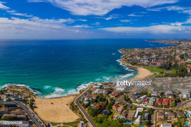 eastern suburbs coastline sydney australia - east stock pictures, royalty-free photos & images