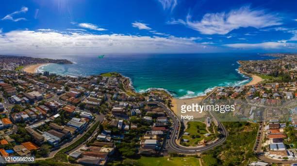 eastern suburbs coastline sydney australia - east stock pictures, royalty-free photos & images