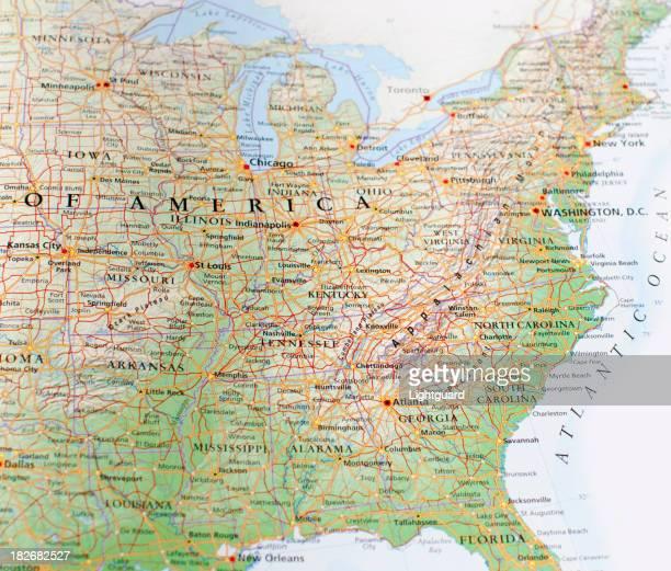 eastern united states