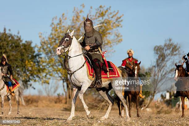 eastern warrior - ottoman empire stock pictures, royalty-free photos & images