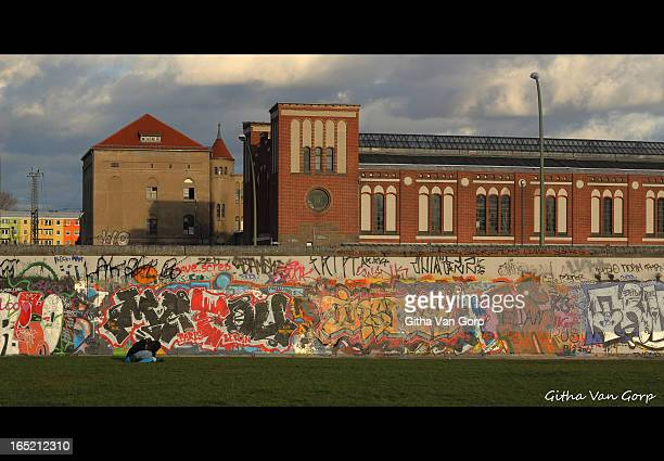CONTENT] Eastside gallery of the Berlin Wall