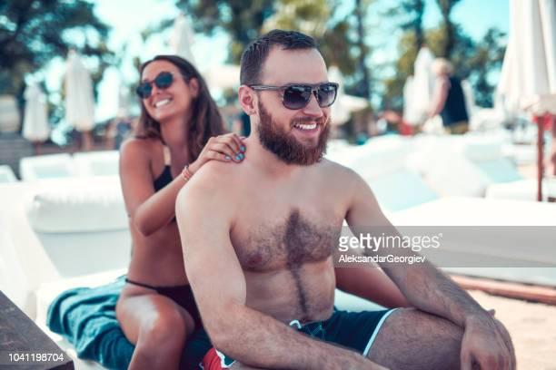 Easy Beach Massage