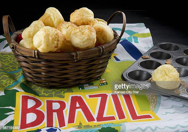 Easy Brazilian cheese bread