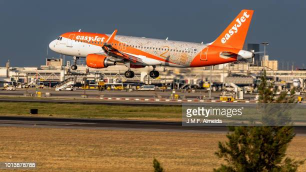 G-EZOX easyJet Airbus A320-200 (20 years Livery)
