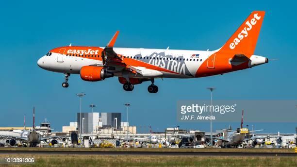 OE-IVA easyJet Europe Airbus A320-200 (Austria Livery)