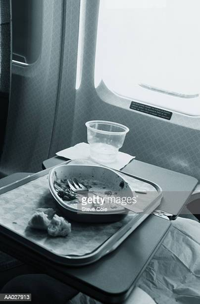 Eaten Airline Food in an Airplane